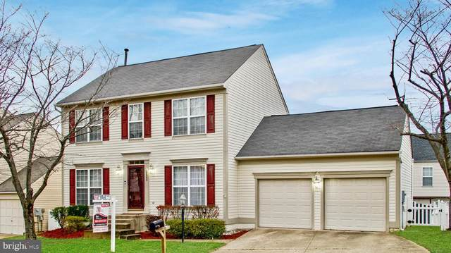 17304 Locust Creek Drive, DUMFRIES, VA 22026 (#VAPW508134) :: Corner House Realty
