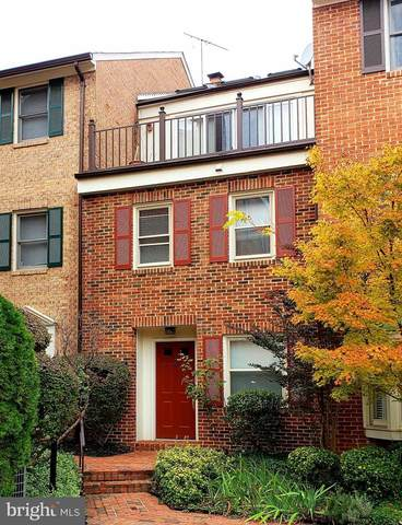 1147 N Taylor Street, ARLINGTON, VA 22201 (#VAAR172066) :: The Piano Home Group