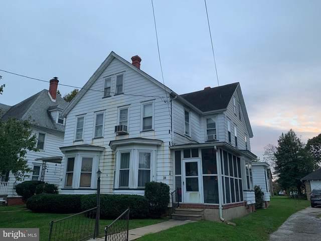 34-36 Bowen Avenue, WOODSTOWN, NJ 08098 (#NJSA139918) :: Scott Kompa Group