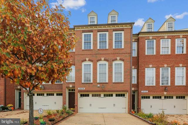 1509 Hadden Manor Court, SILVER SPRING, MD 20904 (#MDMC732286) :: The Sky Group