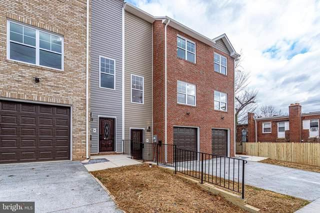 5212 B Street SE, WASHINGTON, DC 20019 (#DCDC494372) :: Jacobs & Co. Real Estate