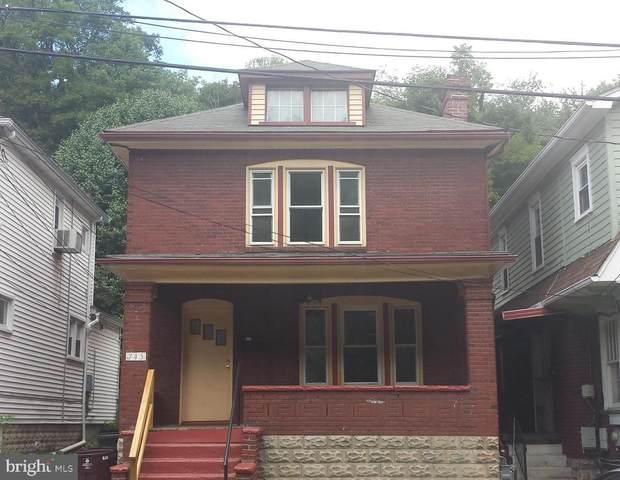 745 Fayette Street, CUMBERLAND, MD 21502 (#MDAL135676) :: AJ Team Realty