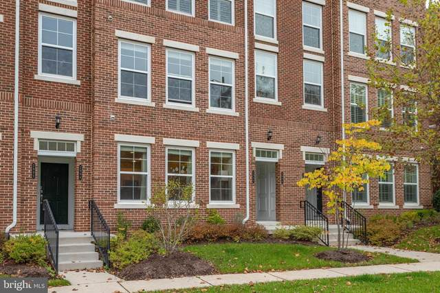 2996 Rittenhouse Circle #23, FAIRFAX, VA 22031 (#VAFX1164372) :: Network Realty Group