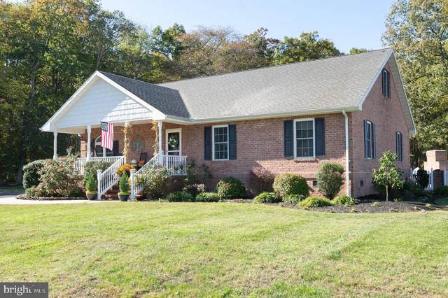 4810 Canvasback Drive, CAMBRIDGE, MD 21613 (#MDDO126322) :: The Redux Group