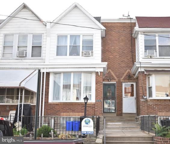 5438 Rutland Street, PHILADELPHIA, PA 19124 (#PAPH950282) :: ExecuHome Realty