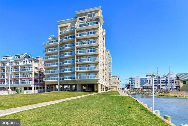 4601-B Coastal Highway #504, OCEAN CITY, MD 21842 (#MDWO118070) :: Atlantic Shores Sotheby's International Realty