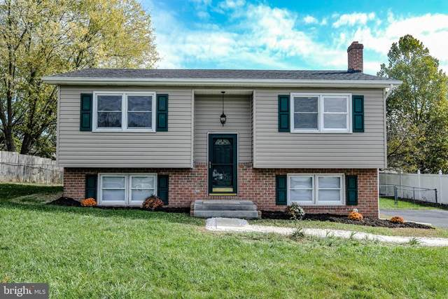 405 Oriole Drive, STEPHENS CITY, VA 22655 (#VAFV160586) :: V Sells & Associates | Keller Williams Integrity
