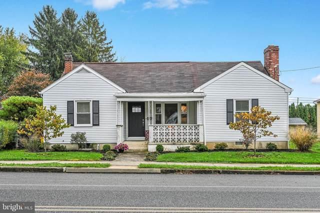 750 W Cherry Street, PALMYRA, PA 17078 (#PALN116514) :: Flinchbaugh & Associates