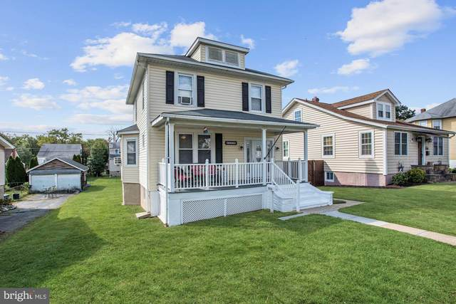 5536 Link Avenue, BALTIMORE, MD 21227 (#MDBC511360) :: V Sells & Associates | Keller Williams Integrity