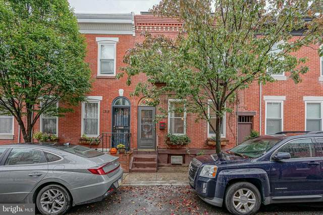 1316 S Fairhill Street, PHILADELPHIA, PA 19147 (#PAPH950340) :: Nexthome Force Realty Partners