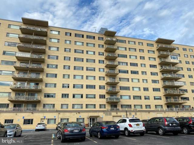 7121 Park Heights Avenue B106, BALTIMORE, MD 21215 (#MDBA529612) :: The Sky Group