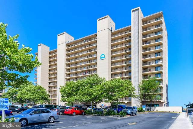 10002 Coastal Highway #808, OCEAN CITY, MD 21842 (#MDWO118090) :: Bic DeCaro & Associates