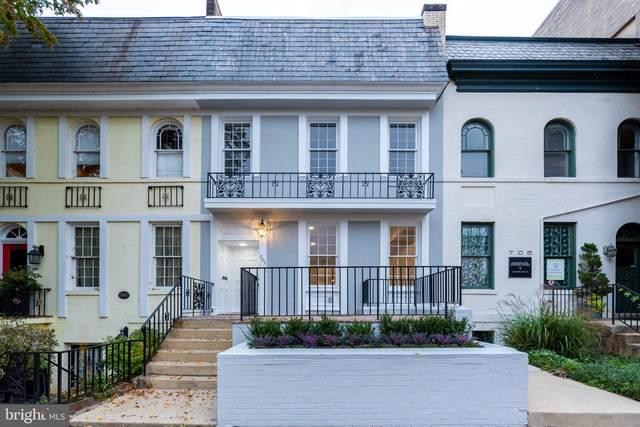 707 Prince Street, ALEXANDRIA, VA 22314 (#VAAX252778) :: Bic DeCaro & Associates
