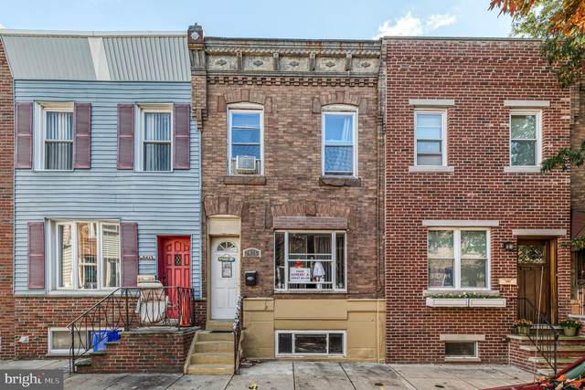 2415 S Warnock Street, PHILADELPHIA, PA 19148 (#PAPH950402) :: Nexthome Force Realty Partners