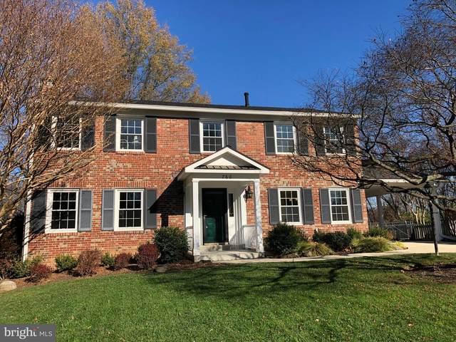 760 Tiffany Drive, GAITHERSBURG, MD 20878 (#MDMC732356) :: The Riffle Group of Keller Williams Select Realtors