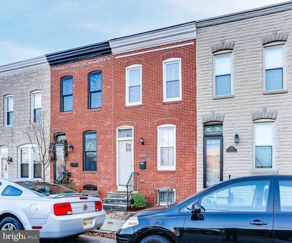 1417 E Clement Street, BALTIMORE, MD 21230 (#MDBA529618) :: Jacobs & Co. Real Estate