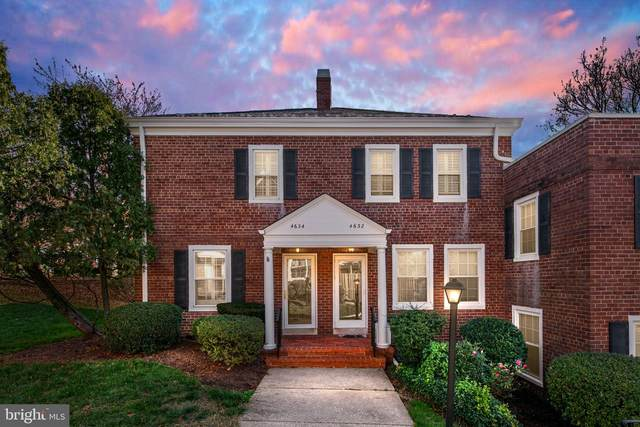 4634 31ST Road S, ARLINGTON, VA 22206 (#VAAR172108) :: Pearson Smith Realty