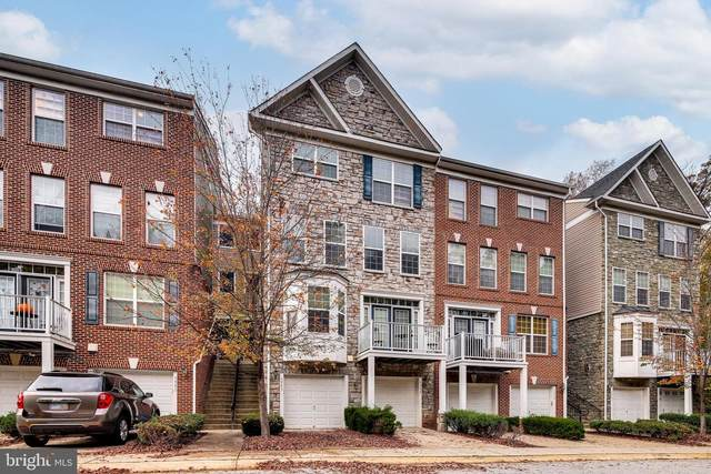 3555 Carriage Walk Lane 76H, LAUREL, MD 20724 (#MDAA451290) :: The MD Home Team