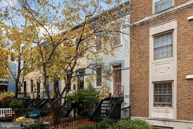 1905 17TH Street NW, WASHINGTON, DC 20009 (#DCDC494472) :: AJ Team Realty
