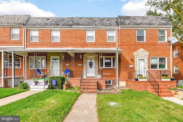 7832 Eastdale Road, BALTIMORE, MD 21224 (#MDBC511384) :: The Daniel Register Group