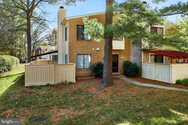 9307 Grazing Terrace, MONTGOMERY VILLAGE, MD 20886 (#MDMC732374) :: The Sky Group