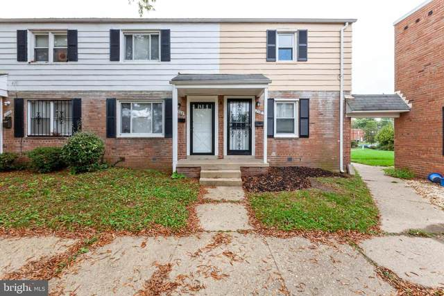 2570 Iverson Street, TEMPLE HILLS, MD 20748 (#MDPG586306) :: Great Falls Great Homes