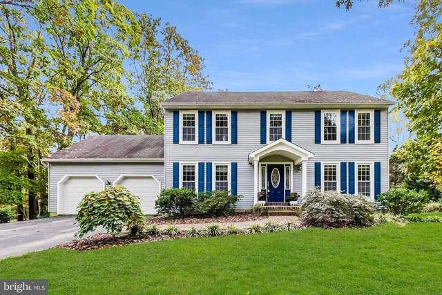 105 Amesbury Court, SEVERNA PARK, MD 21146 (#MDAA451298) :: Great Falls Great Homes