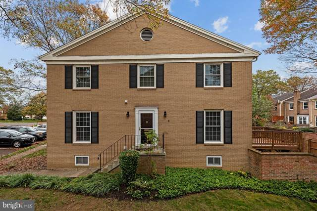 9313 Millbranch Place, FAIRFAX, VA 22031 (#VAFX1164500) :: The Miller Team