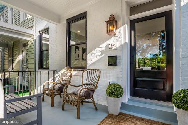 24 Channing Street NW, WASHINGTON, DC 20001 (#DCDC494488) :: The Sky Group