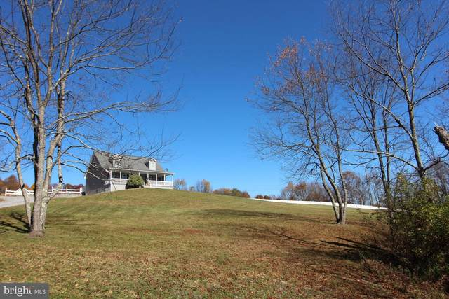 74 Woodridge Drive, BRUCETON MILLS, WV 26525 (#WVPR104004) :: Blackwell Real Estate