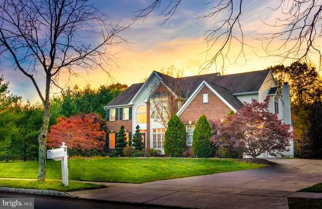 8 Witmer Way, ROBBINSVILLE, NJ 08691 (#NJME303960) :: Holloway Real Estate Group