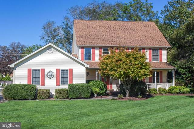 2 Sheffield Road, REHOBOTH BEACH, DE 19971 (#DESU172280) :: Atlantic Shores Sotheby's International Realty