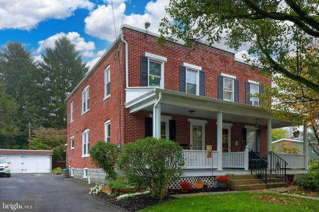 13 Montrose Avenue, LANCASTER, PA 17603 (#PALA172782) :: The Dailey Group