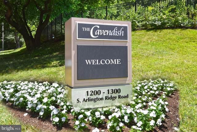 1200 S Arlington Ridge Road #512, ARLINGTON, VA 22202 (#VAAR172120) :: Nesbitt Realty