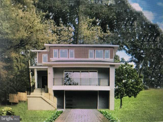 Lot 1 Gwynnbrook Avenue, OWINGS MILLS, MD 21117 (#MDBC511404) :: The Sky Group