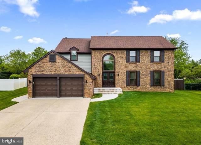 34 White Pine Drive, SEWELL, NJ 08080 (#NJGL266844) :: Keller Williams Real Estate