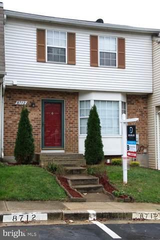 8712 Kelso Terrace, GAITHERSBURG, MD 20877 (#MDMC732396) :: The Riffle Group of Keller Williams Select Realtors