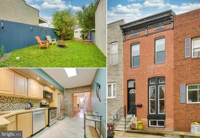 3409 Claremont Street, BALTIMORE, MD 21224 (#MDBA529638) :: Murray & Co. Real Estate