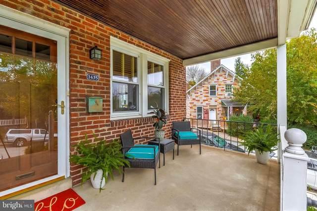 1435 W 37TH Street, BALTIMORE, MD 21211 (#MDBA529642) :: Dart Homes
