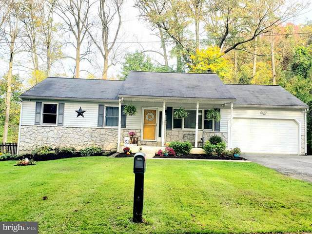 126 Mount Carmel Road, COATESVILLE, PA 19320 (#PACT519962) :: The Mike Coleman Team