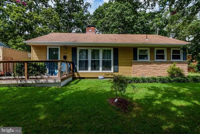 9500 Underwood Street, LANHAM, MD 20706 (#MDPG586336) :: Blackwell Real Estate