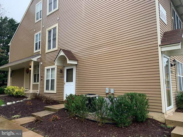 2801-A Heatherstone Court, MOUNT LAUREL, NJ 08054 (#NJBL385266) :: Daunno Realty Services, LLC