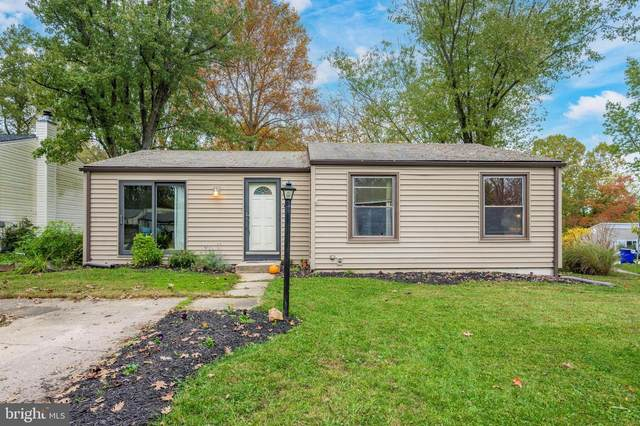 6809 Pyramid Way, COLUMBIA, MD 21044 (#MDHW287200) :: The Miller Team