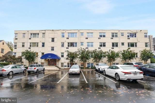 4803 Wellington Drive #4, CHEVY CHASE, MD 20815 (#MDMC732430) :: Better Homes Realty Signature Properties