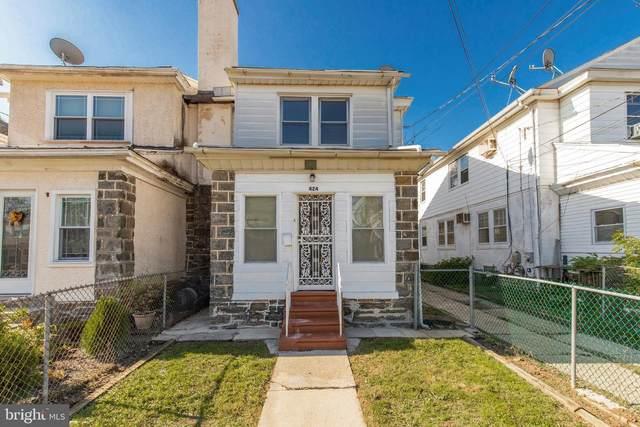 424 SW Larchwood Avenue, UPPER DARBY, PA 19082 (#PADE530740) :: Bob Lucido Team of Keller Williams Integrity