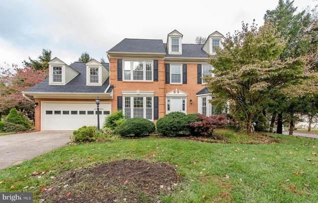 3871 Woodville Lane, ELLICOTT CITY, MD 21042 (#MDHW287210) :: Blackwell Real Estate