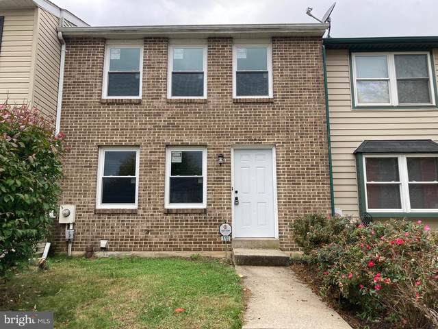 1703 Country Court, FREDERICK, MD 21702 (#MDFR273154) :: The Denny Lee Team