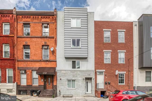 1725 W Montgomery Avenue, PHILADELPHIA, PA 19121 (#PAPH950644) :: Bob Lucido Team of Keller Williams Integrity