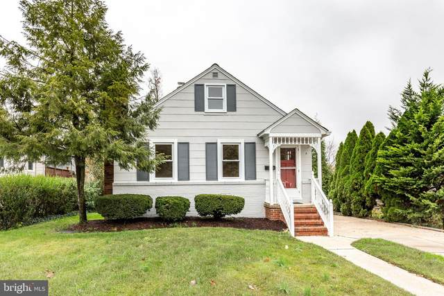 34 Belfast Road, LUTHERVILLE TIMONIUM, MD 21093 (#MDBC511456) :: The Dailey Group