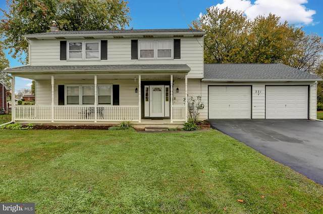 221 Lincoln Drive, WERNERSVILLE, PA 19565 (#PABK366450) :: LoCoMusings